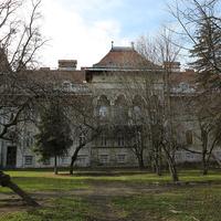 Дворец для приезжих Резиденции митрополитов