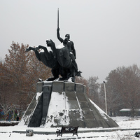 Памятник Полководцу  Андранику