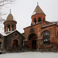 Церковь Св. Богородицы Зоравор