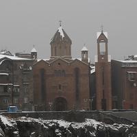Викариальная церковь Св. Саркиса