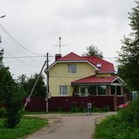 Пушкинский переулок