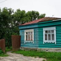 Пушкинский переулок, дом на двоих