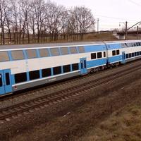 Запуск нового поїзда 2016 рік.