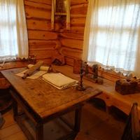 Предметы интерьера кухонного флигеля