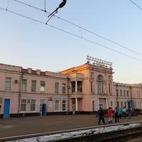 Вокзал станции Белореченская