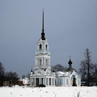 Калязинская Церковь Вознесения Господня