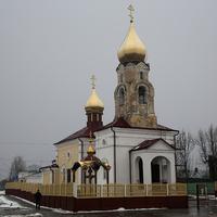 Крестовоздвиженская церковь