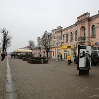 Городская пешеходная улица