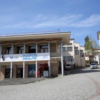 Улица города Сигнахи