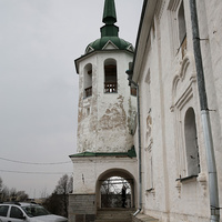 Староладогская церковь Иоанна Предтечи