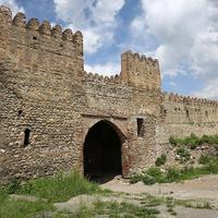 Средневековый замок Ираклия II