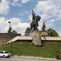 Памятник царю Ираклию II