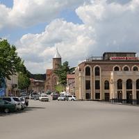 Улица Телави