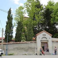 Вход в храм Гхвтабе