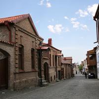 Старая улица города
