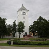 Башня церкви Святой Троицы