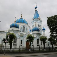Православный кафедральный  собор Св. Симеона и Св. Анны
