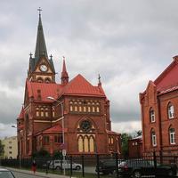 Римский католический кафедральный собор Невинной Девы Марии