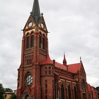 Римский католический кафедральный собор Невинной Девы Марии в  Елгаве