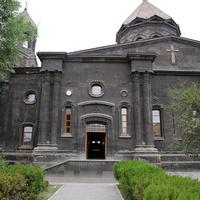 Церковь Святой Богородицы в Гюмри