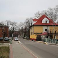 Улица в Балтийске