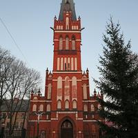 Костел Святого Бруно