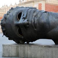 """Скульптура """"Связанный Эрос"""""""