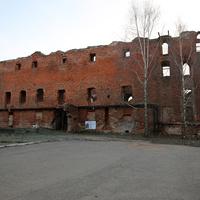Руины замка Рагнит