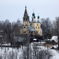 Спасо-Архангельская церковь