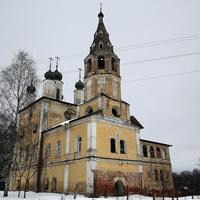 Спасо-Архангельская церковь в Тутаево