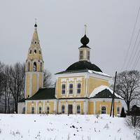 Тутаевская Троицкая церковь