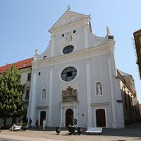 Францисканская церквь