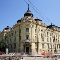 Здание города Кошице