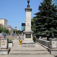 Братское кладбище советских воинов в Кошице