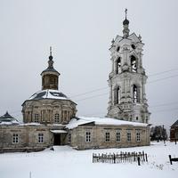 Церкви Николая Чудотворца и Спаса Преображения