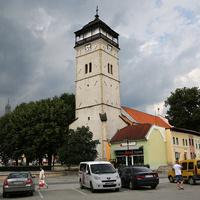 Сторожевая башня в Рожняве