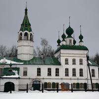 Вознесенская (Леонтьевская) церковь
