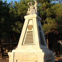 Памятник павшим за Власть Советов.