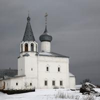 Знаменский монастырь в Гороховце