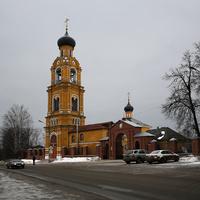 Церковь Николая Чудотворца на Селивановой горе