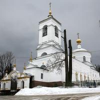 Церковь Николая Чудотворца в Заболотье