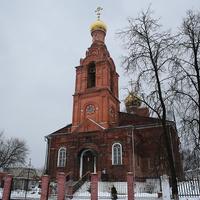 Церковь Иконы Божией Матери Феодоровская