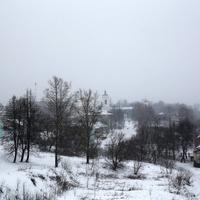 Вид на Ковров