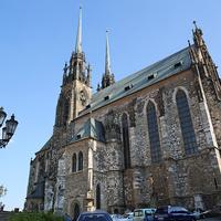 Собор святых Петра и Павла в Брно