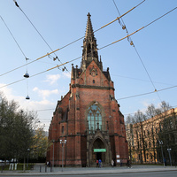 Церковь Яна Амоса Коменского - Красная церковь
