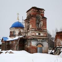 Церковь Тихвинской Богоматери