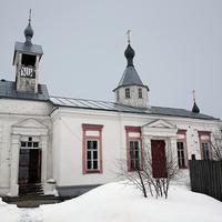 Старообрядческая церковь Преображения Господня