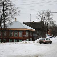 Улица Космодемьянска