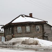 Старый дом города