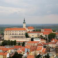 Замок Микулов семейства Дитрихштайн